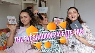 The Eyeshadow Palette Tag | Sen Sen Bg