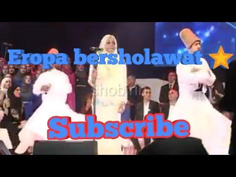 Sholawat Badar Eropa Bersholawat