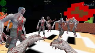 Counter-Strike: Zombie Escape Mod - ze_Mario_Tower on ProGaming