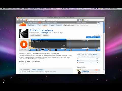 soundcloud tutorial