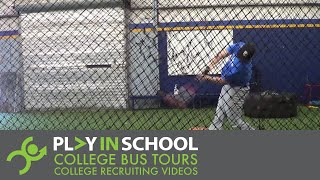Aaron Abner   Hitting - Commonwealth Baseball Club - www.PlayInSchool.com