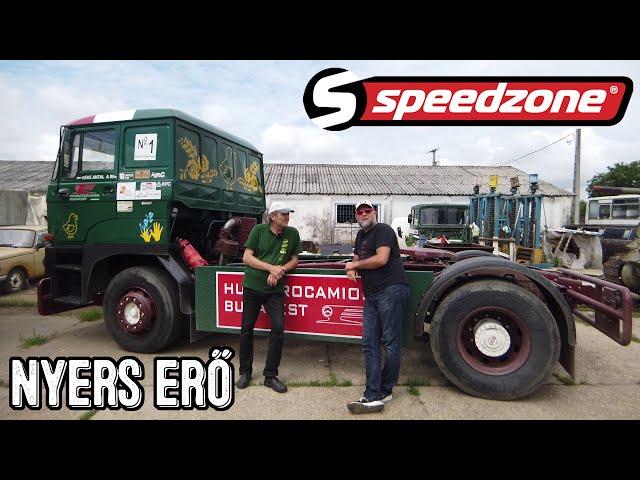 Speedzone-használt teszt: Rába S16: Nyers erő - speedzone.hu