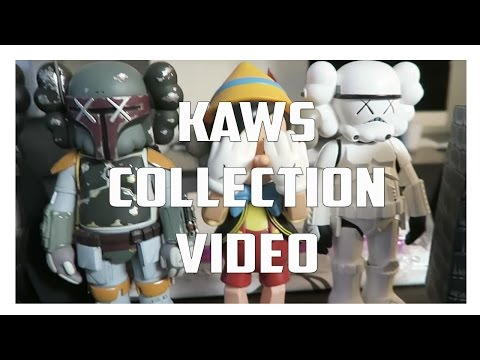 What Else Do I Collect? Kaws Collection Video!