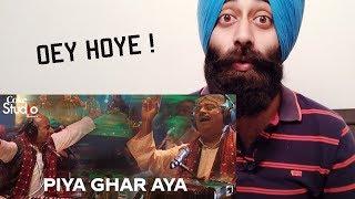 Indian Reaction on Piya Ghar Aaya, Fareed Ayaz, Abu Muhammad Qawwal    PunjabiReel TV Mp3