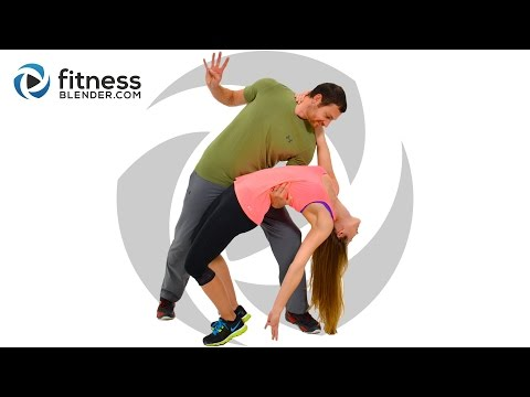 Day 4: Free 5 Day Workout Challenge for Busy People / Strength and Yoga Blend