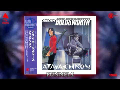 Allan Holdsworth - Funnels (2008 Remaster) [Jazz Fusion - Jazz-Rock] (1986)