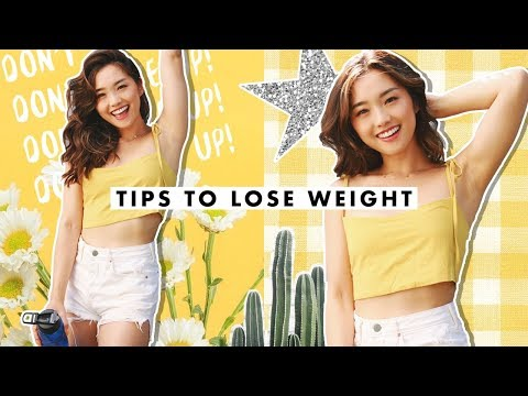 10 Tips To Lose Weight | How I Stay Fit