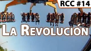 La Revolución Pendulum Ride POV @ Knott