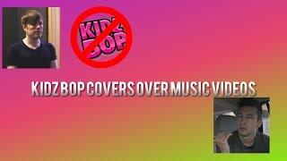 Emo Kidz Bop Covers Over Original Music Videos (CrankThatFrank should react)