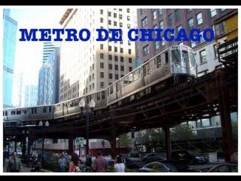 Metro de Chicago (recorrido)