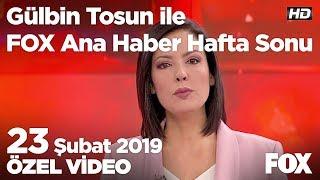 Köylülerden mermer ocağı protestosu! 23 Şubat 2019 Gülbin Tosun ile FOX Ana Haber Hafta Sonu