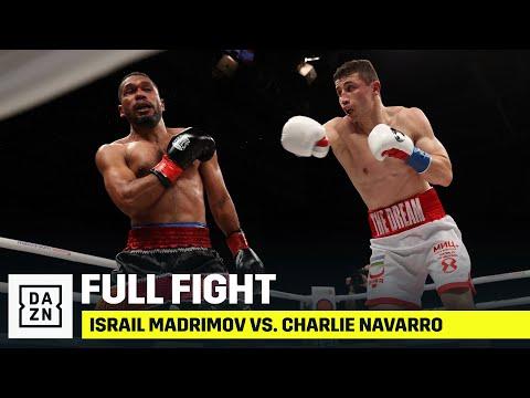 FULL FIGHT | Israil Madrimov vs. Charlie Navarro