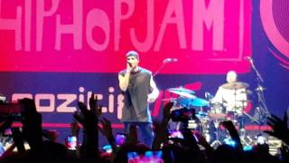Ceza-Milyon farklı hikaye 2015 Hip-Hopjam sahne performansı