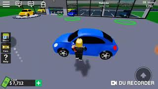 ROBLOX: I bought a Volkswagen is a Ford (Vehicle Tycoon)