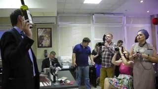 Весело и громко: Сербия в Москве. Кухня + Вино.(Потрясающий сербский вечер 25-го августа 2016 в Accademia del Gusto, Москва.Посмотрев видео, Вы окажитесь в приятной..., 2016-08-30T21:57:28.000Z)