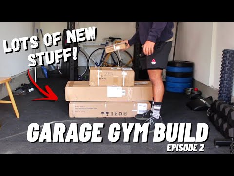 Home Gym Build // 2 | Amazon Workout Equipment + Black Friday Purchases