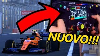 F1 2019 VOLANTE AGGIORNATO: Nuova Strumentazione!