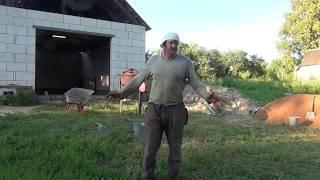 ГАРАЖ МАСТЕРСКАЯ//ЗАЛИВАЮ ПОЛЫ //