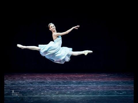 【バレエ】美しすぎる女神!ニリティのVa【タリスマン】