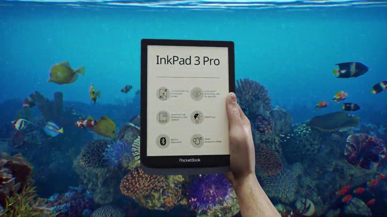Pocketbook InkPad 3 Pro - poznaj nowość od PocketBooka