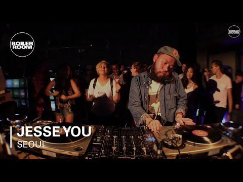 Jesse You Boiler Room Seoul DJ Set