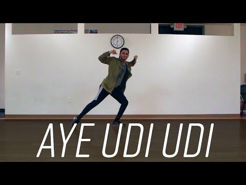 Aye Udi Udi | Saathiya | A.R. Rahman | Dance | Choreography | #MondayMinute