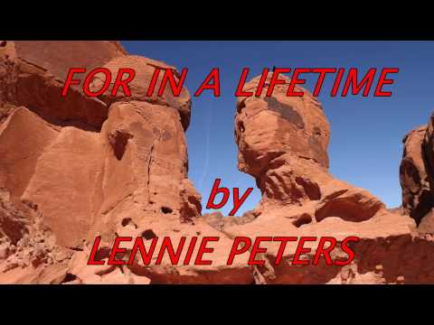 For In A Lifetime by Lennie Peters streaming vf