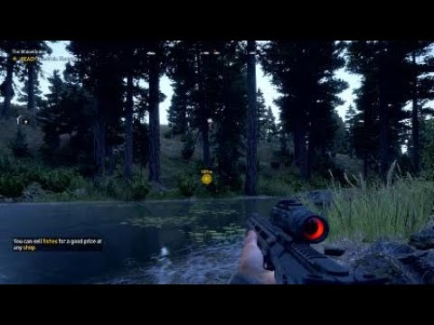 Far Cry® 5 Fishing Surprise