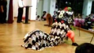 Lin Nam 55 anniversary  新加坡嶺南国术健身学院 part 3