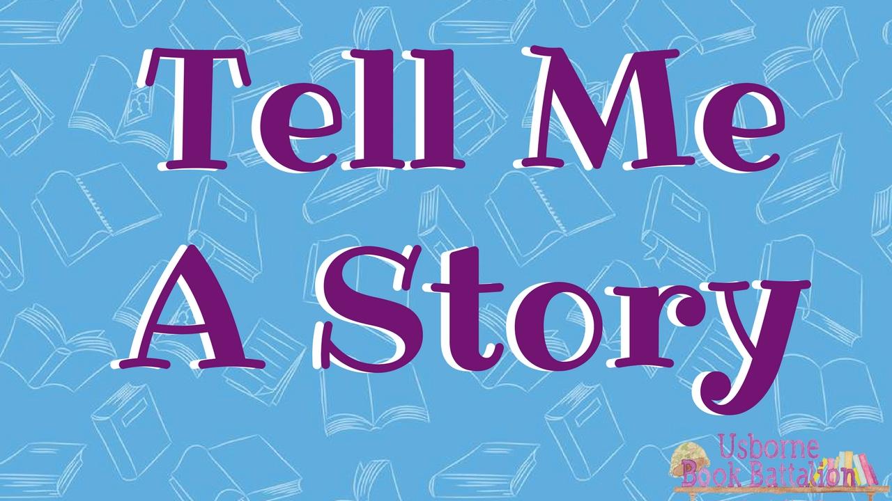 Usborne Tell Me A Story