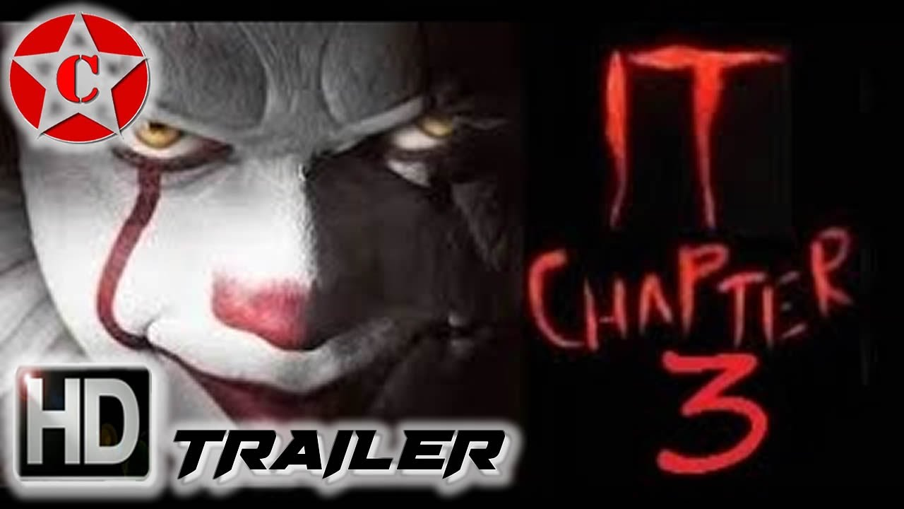 Download IT Chapter 3  - Official Movie Trailer - 2021