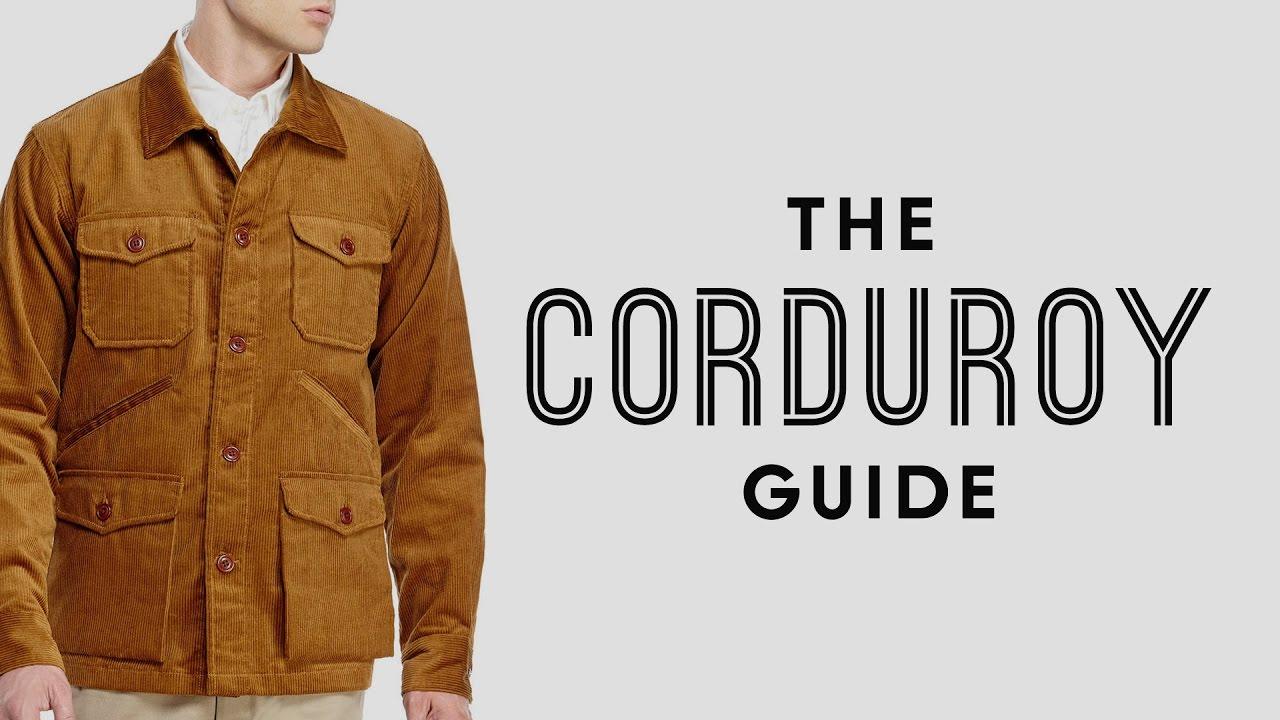 Corduroy Pants, Trousers & Jacket Guide — Gentleman's Gazette