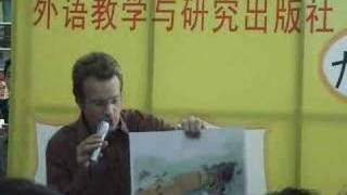 White guy speak Chinese better than the Chinese themselves thumbnail