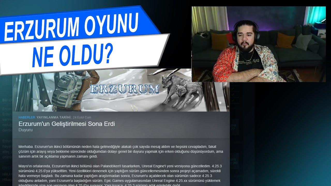 Can Sungur - Erzurum Oyunu Ne Oldu?