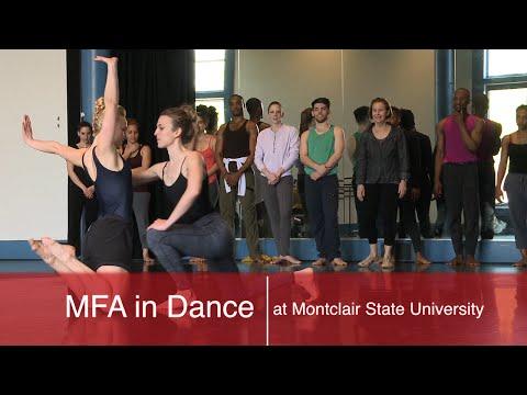 The New MFA in Dance