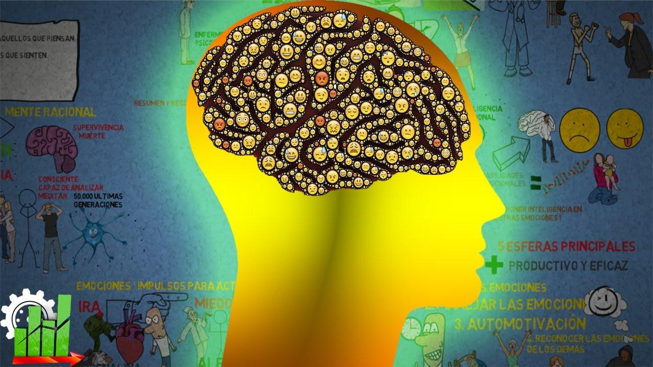 Inteligencia Emocional Por Daniel Goleman Resumen Animado Youtube