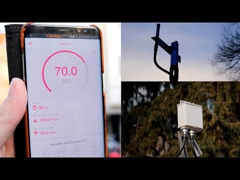 Lte Masten Karte.Kleine Mobilfunkzellen In Munster Telekom Lte Smallcells Auf B7 2600mhz Standorte Speedtest