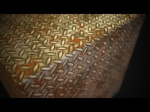 Substance Designer Getting Started: 01 - Creating a base material part One