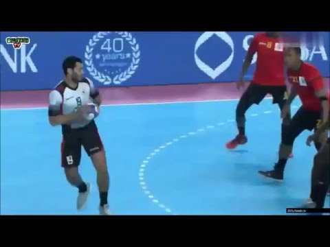 Mody best goals - 22nd African Men's Handball Championship