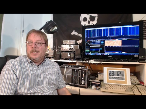 Shortwave Radio live show Saturday May 5th 2018