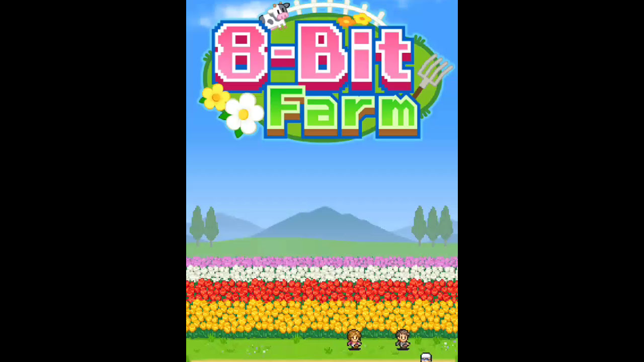 8-Bit Farm 1 0 8 MOD money android gameplay 🎮 HD