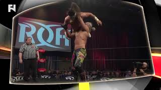 PJ Black vs. Bandido | Ring of Honor Tues. at 10 p.m. ET