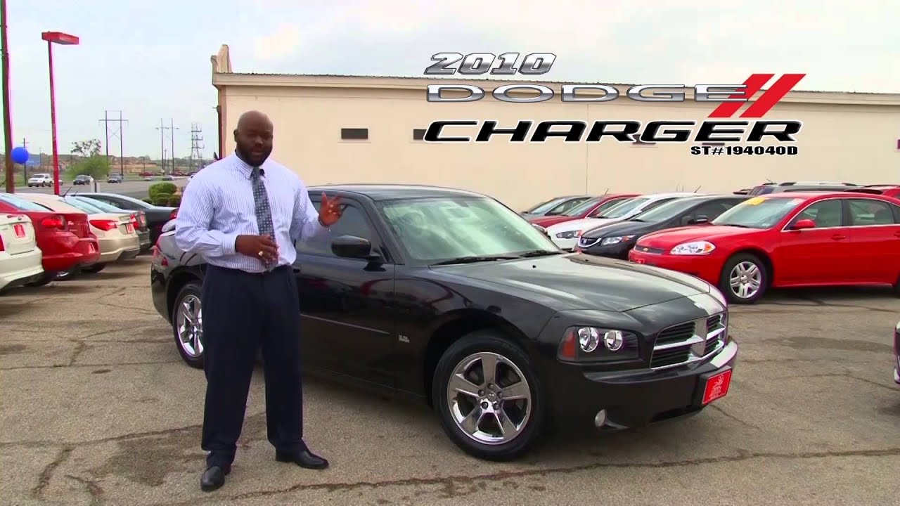 Dodge Country Used Cars with Tim Tunstill