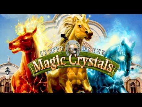 кристаллам прохождение игр видео с
