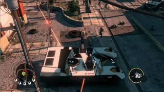 Saints Row the Third (Part 18) - Tips and Tricks (Shark Attack, Tank in Garage, Zimos' Secret)