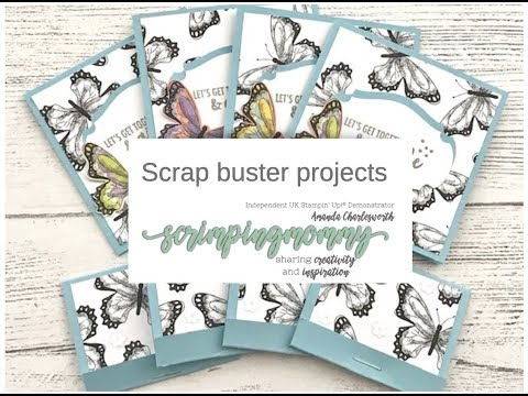 Scrap Buster Projects!!