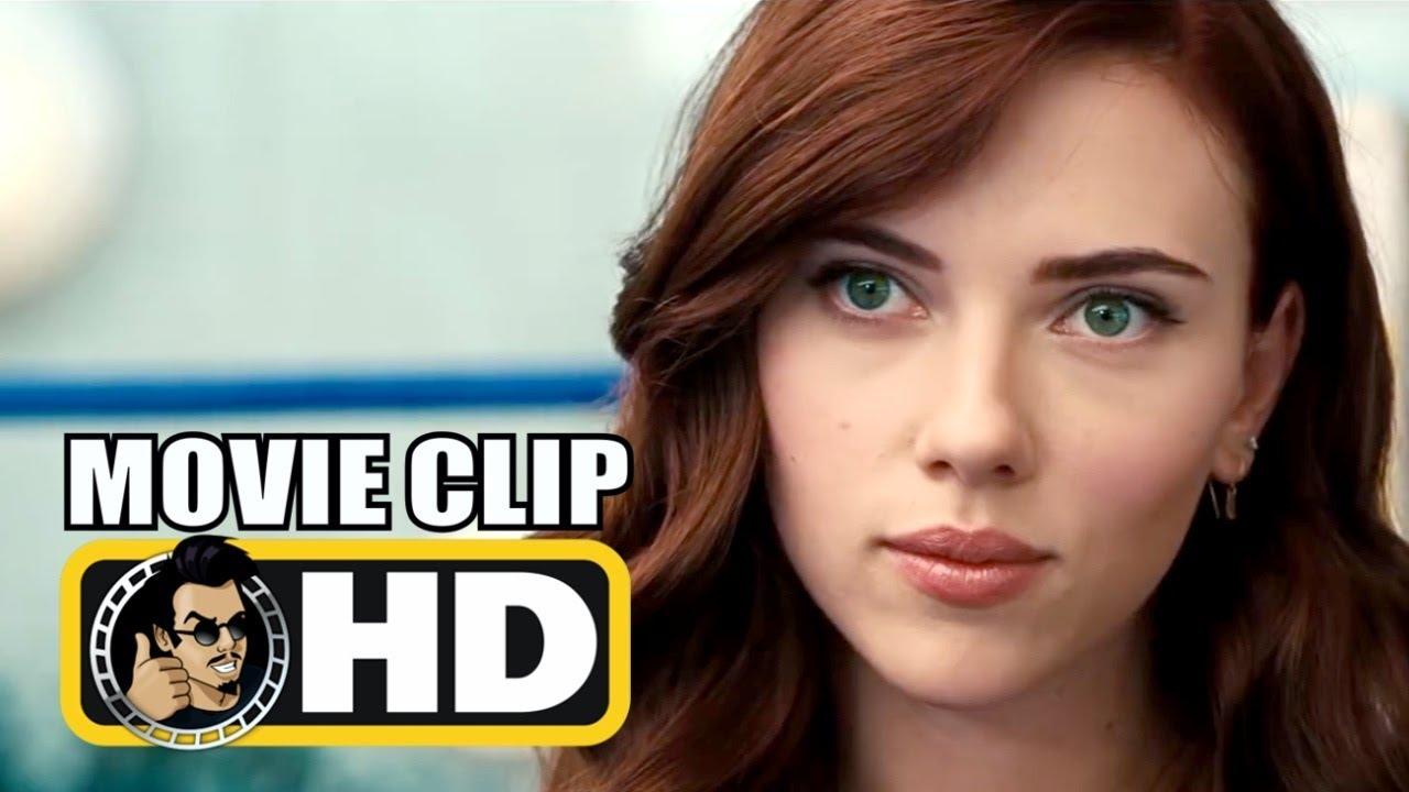 Iron Man 2 2010 Movie Clip Tony Meets Natasha Full Hd Scarlett Johansson Marvel