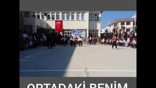 """""""Zafer Orta Okulu"""" Bağlama saz gösterisi."""
