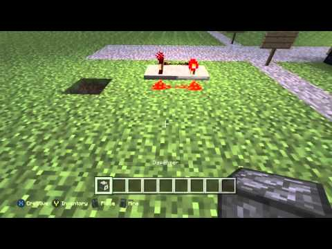 minecraft how to build a time machine tutorial