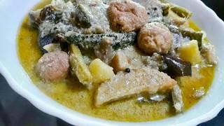 অনুষ্ঠান বাড়ির স্বাদে খাঁটি বাঙালি শুকতো রেসিপি (Authentic Bengali Style Dudh Sukto Recipe)